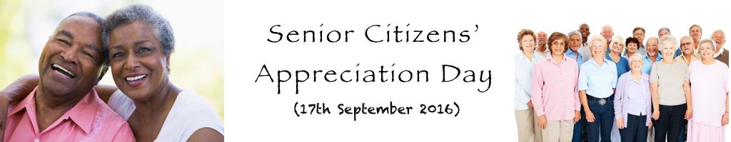 Señor Citizens' Appreciation Day